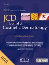 JCD Journal of Cosmetic Dermatology